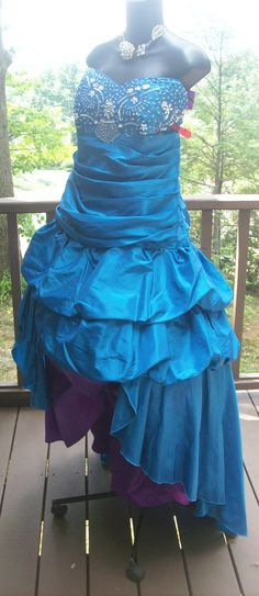 VINTAGE 80s RARE PLUS SIZE PROM PARTY DRESS DRAG QUEEN MARDI WILS CHILD LOOK COME SEE ME FOR ALL THESE GREAT 80s LOOKS
