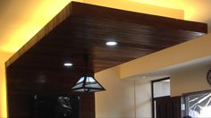 Recycled.From t&g wood flooring to ceiling accent. DLCkonstrak