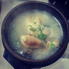 Ayam ginseng #jeju #koreanfood
