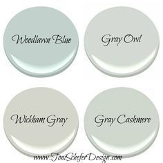8 Benjamin Moore Paint Colours for a Bedroom