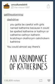 "At least Kathleen is either spelt with a ""K' or a 'C' ☺ Hank Green, Green Man, An Abundance Of Katherines, John Green Books, Tfios, The Fault In Our Stars, Book Fandoms, Tumblr Funny, So Little Time"