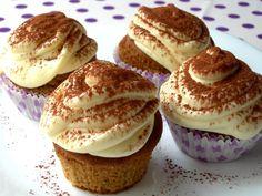 Tiramisu Cupcakes, ¡siempre de moda y buenísimos!