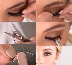 Make Up, Ear, Girly, Blog, Style, Design, Visual Identity, Fake Lashes, Women's