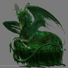 Green by Lenika86.deviantart.com on @DeviantArt