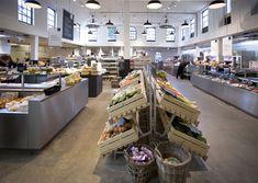 Supermarket Design | Hypermarket Design | Retail Design | Shop Interiors | marqt