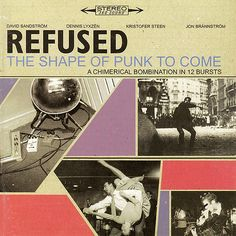 Refused The Shape of Punk to Come