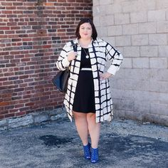 Sneak peek at #ootd! Get the details with @liketoknow.it www.liketk.it/1NOvI #liketkit #effyourbeautystandards #sharethelex #plussize #tcfstyle #andigetdressed #honormycurves