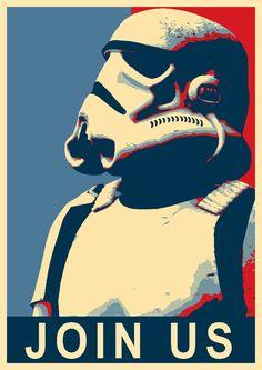 stormtrooper, darth vader, star wars, art print, wall art, star wars print, star wars poster, the last jedi