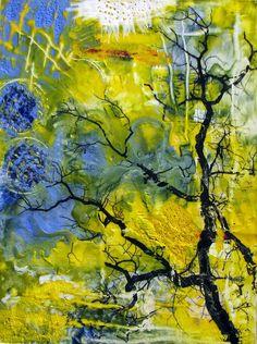 encaustic Cold, Painting, Art, Craft Art, Paintings, Kunst, Gcse Art, Draw, Drawings