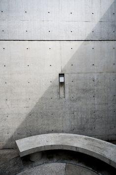 Church of Light Osaka Japan - Tadao Ando.
