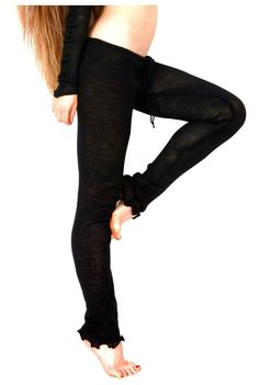 Charcoal Medium Sexy Sexy Drawstring Low Rise Loose Knit Tights KD dance New York Fashionable Loungewear Chic Warm & Durable Leggings Made In USA. Low Rise Drawstring Loose Knit Tights KD dance New York Sexy Soft, Warm Made USA. Knits Made For Dancing & Being, Breathable, Soft & Comfortable, Designed to Flow to Your Every Movement For Complete Freedom of Expression. Durable Long Lasting Quality Retains Fit Wash After Wash.