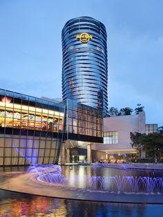 Hard Rock Hotel & Casino Macau-the food was delicious! Hard Rock Hotel, Hotels And Resorts, Best Hotels, Amazing Hotels, Ibiza, Macau Travel, World Travel Guide, Dream City, Willis Tower