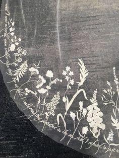 Wild Flower (Floral White Chapel Length Veil Detail)- Hermione de Paula, Spring 19 #newyorkbridalfashionweek #newyorkbridalfashionweekspring19 #wedding#weddingdress #weddinggown #bride #bridal #weddingstyle #weddinginspiration #weddingfashion #weddingdetails #whitegown #floralpatterns #flowerygown #bespoke #bespokeweddinggown #hermionedepaula #floralgown #bridalcollection #HdePbridal #handmade  #luxurybridal #sayyestothedress #couture  #pieceofart #highestquality…