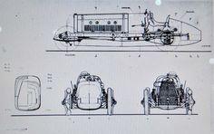 Fiat Mefistofele - unikát s leteckým šestiválcem - Historie - Autokaleidoskop