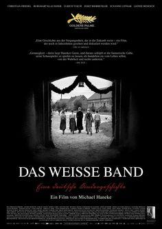 Das Weisse Band, M. Haneke  La cinta blanca