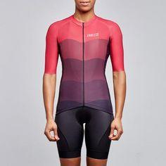 Endless unisex summer cycling jersey