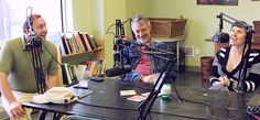 Community radio broadcast on farmers, chefs and local food-focused citizens.
