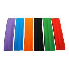 Wholesale Lot of 2400 Headbands Nylon Stretch Custom Colors (pre-order)