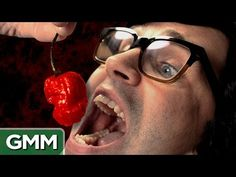 World's Hottest Pepper Challenge - Carolina Reaper - YouTube