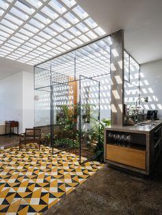 Casa s/d nº 01. House in Avaré, Brazil by vão arquitetos