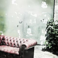 My own photography! Couch urban