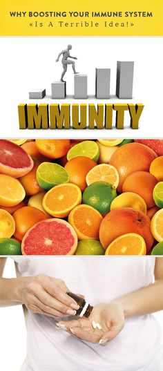 Why Boosting Your Immune System is a Terrible Idea