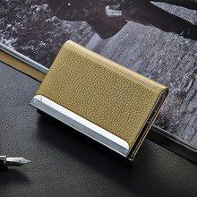 Good Weduoduo Rfid Card Holder Men Wallets Money Bag Male Vintage Credit Card Holder 2019 Small Leather Smart Wallets Mini Wallets Large Assortment Back To Search Resultsluggage & Bags Coin Purses & Holders