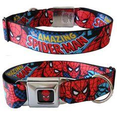 collar spiderman