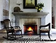 Cultured Home --- Karoo house Hideaway, Farm Style, Home, Little House, Colonial Style, Interior, Interior Spaces, Guest Cottage, Fireplace