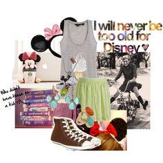 Disney always