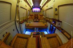 Jet Van « Procópio Limousines