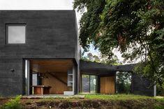 Casa Bruma by Fernanda Canales and Claudia Rodríguez