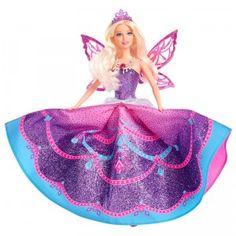 Barbie Mariposa The Fairy Princess Catania