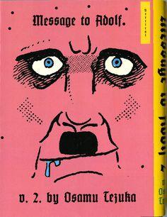 Message To Adolf V2 O Osamu Tezuka