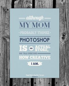 Mother's Day - Ena Bacanovic / RubySoho