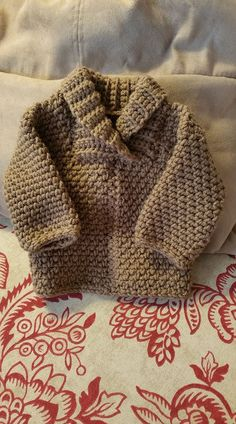 I'm sure I'm not alone in this, but - does anyone else realize how hard it is to find cute crochet projects for baby boys?!   Before I wa...