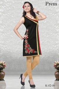 Designer kurta K02-06