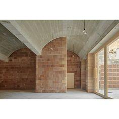 Arxiu Municipal a Felanitx. Municipal Archive in Felanitx. AWARD BEST ARCHITECTS 19 #Felanitx #Mallorca #Architecture #Aulets…
