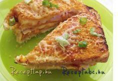 Francia toast lasagne