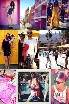 Trina Turk   Coachella Pool Party @ The Saguaro Palm Springs