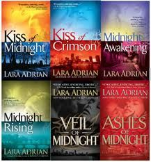 This is such an addictive series! It is the adult Vampire book. So amazing.