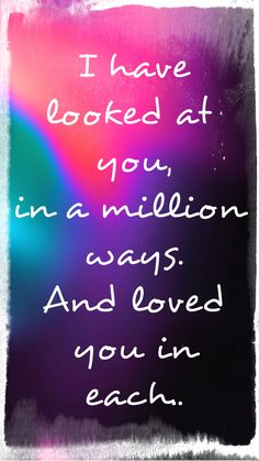 Love You, Te Amo, Je T'aime, I Love You