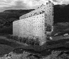 Aristide Antonas -Transformable Vertical Village
