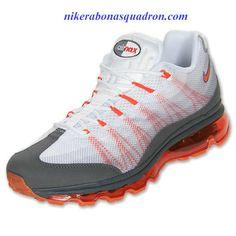 brand new 32993 245a4 Nike Air Max 95 Dynamic Flywire Mens White Electric Grey Dark Grey Cool  Grey 554715 180