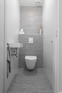Toilet Design 1 Nice Looking Find This Pin And More On Toilet Inspiratie. Toilet Design 1 Nice Looking Find This Pin And More On Toilet Inspiratie. Toilet And Bathroom Design, Small Toilet Design, Small Toilet Room, Small Room Design, Bathroom Layout, Modern Bathroom Design, Bathroom Interior, Bathroom Ideas, Toilet Tiles Design