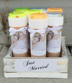 Kreieren sie unvergessliche Momente mit Hilfe unserer Wedding-Bubbles
