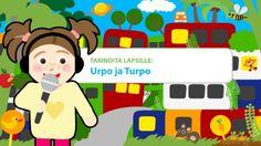 Lasten kuunnelmat: Urpo ja Turpo villissä lännessä. Osa 1/8. Villi Länsi | Radio | Areena | yle.fi