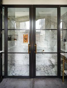 Tall Cabinet Storage, Locker Storage, System Furniture, Design Palette, Glass Bathroom, Steel Wall, Shower Enclosure, Shower Doors, Panel Doors