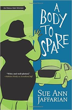 Odelia's day of errands ends when a dead body is found in her trunk.