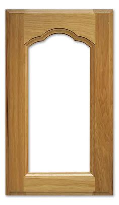 Glass version of our Zinfandel style door. Please note glass is not included. Cabinet door shown in Hickory. Cabinet door stile is 3 and rail is Minimum width is 14 and minimum height is Cabinet door type: Cope N Stick Inset. Cabinet Door Styles, Glass Cabinet Doors, Types Of Doors, Mirror, Diy, Furniture, Home Decor, Decoration Home, Bricolage
